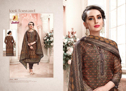 Jain Tex Presents Juliet Edison Vol 2 Model Chanderi Heavy Fancy designer Salwar Suits