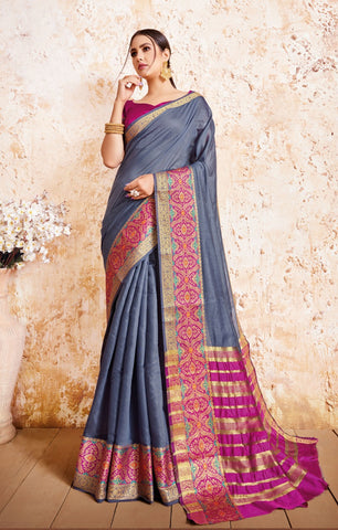 SHANGRILA PRINTS KALAMKARI VOL.6 SOFT SILK DESIGNER SAREE COLLECTION