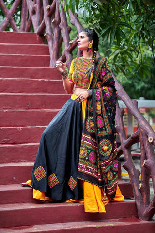 Khushboo Fashion Lehanga RassDesigner Party Wear New Navratri Lehenga Choli Collection