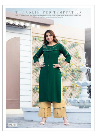 Ladies Flavour Ginni Cotton Designer Casual Wear Salwar Kameez