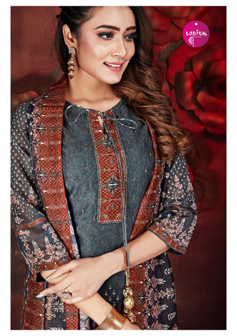 Lapink Presents Cindrella Vol 1 Fancy Designer Kurtis Collection
