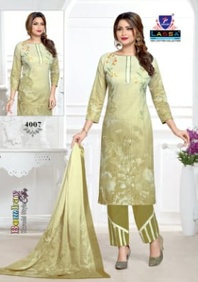 Lassa Present Bandhani Vol 10 Casual Cotton Daily Wear Salwar Kameez
