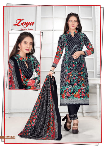 Madhav Fashion Zoya Cotton Fabric daily Wear Salwar Suit