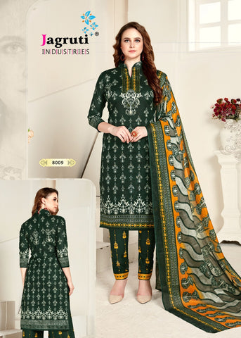 Jagruti Industries Nargish Vol 8  Desginer Salwar Kameez