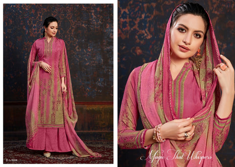 Azara Karachi Suit Presents Zara Swarovski Stylish Designer Salwar Suit