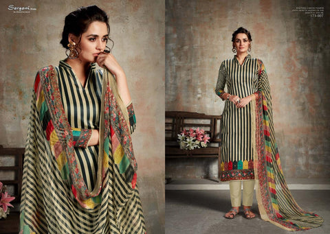 Sargam Prints Jully Zam Print Salwar Kameez Collection