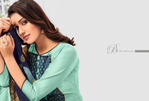Shagun Life Style Rich Look Cotton Daily Wear Salwar Suits