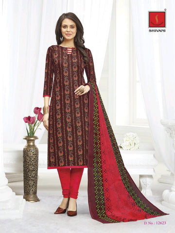 Shivani Presents Piya Basanti Vol 17 Cotton Daily Wear Salwar Suits