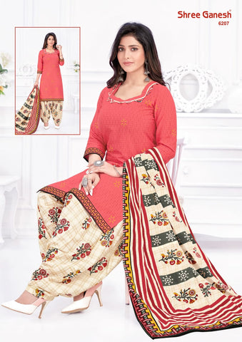 Shree Ganesh Presents Pankhi Vol 1 Pure Cotton Casual Wear Salwar Suits