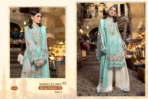 Shree Fabs Mariya B Spring Summer 20 Vol 1 Nx Pakistani Suits