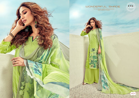 Harshit Fashion Summer Beauty Lawn Cotton Printed Salwar Suits