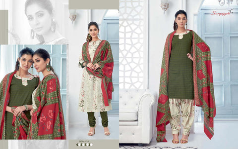 Suryajyoti Trendy Cotton Vol 47 Daily Wear Salwar Suits