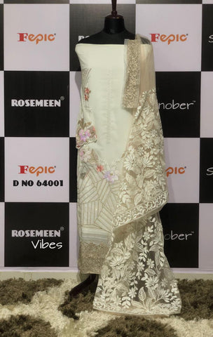 Fepic Rosemeen Vibes Pakistani Designer Collection Salwar Suits