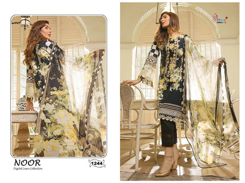 Shree Fabs Noor Cotton Digital Printed Pakistani Suits