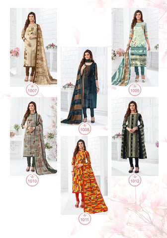 MFC PASHMINA VOL.10 HEAVY COTTON PRINTED DAILYWEAR DRESS MATERIAL