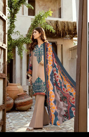 Sana Safinaz Kurnool Lawn Collection 2nd Edition Karachi Suits