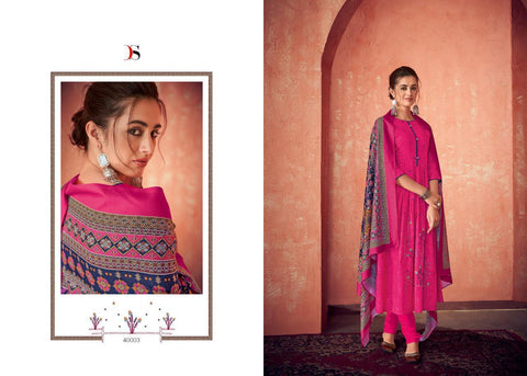Deepsy Suits Belista Vol 2 Cotton Dress Material In Wholesale Price