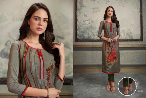 Kalaroop Lotus  Attractive Modern Kurti Collection
