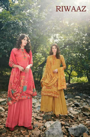 Karma Trendz Riwaaz Gorgeous Looking Salwar Suit Collection