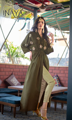 Libas Studio LPC 53 Stylish Classy Look Western Gown Collection