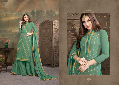 Rani Trendz Vol 12 Embroidered Designer Salwar Suits