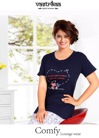 Vastrikaa Comfy Lounge Night Wear Collection