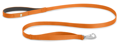 Ruffwear Front Range Hundeline Orange Poppy
