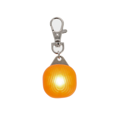 LED Hundelygte, Orange