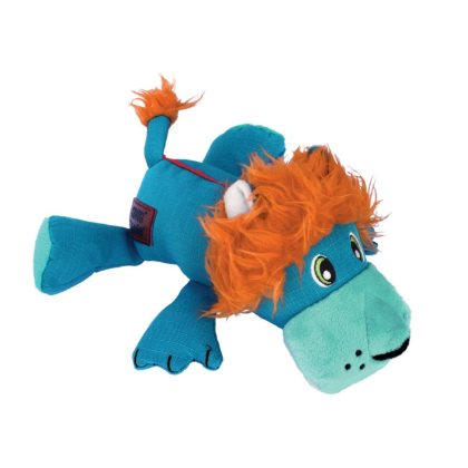Kong Cozie Ultra Lucky Lion, Medium