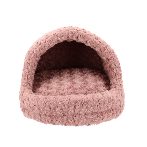 Hundeseng Supersoft Igloo, Rosa