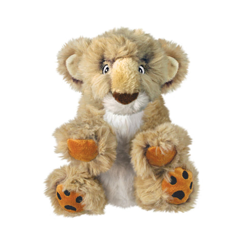 Kong Comfort Kiddos Lion, Large