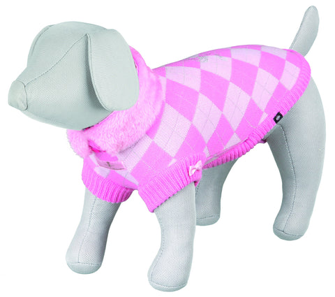 Dog Princess Sweater, Pink SPAR 30%