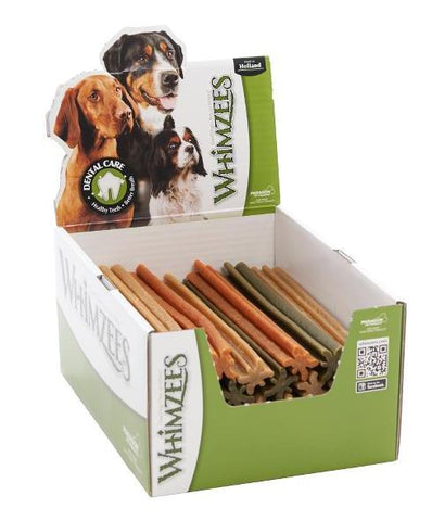 Whimzees Stix, Assorteret. God Tandhygiejne