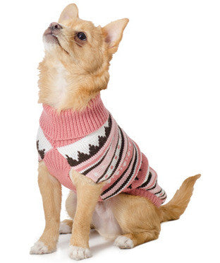 Alpine Sweater, Pink