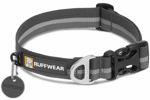 Ruffwear New Crag Halsbånd, Twilight Gray