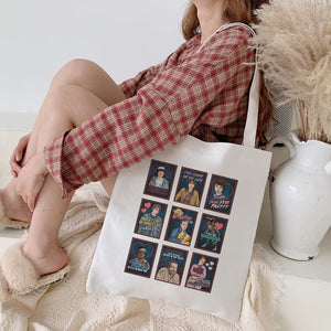 Women's Canvas Shoulder tote Bag