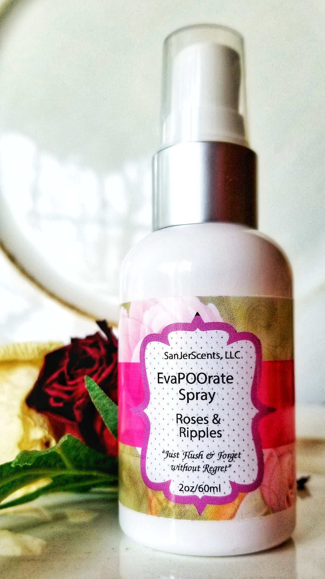 EvaPOOrate Toilet Spray