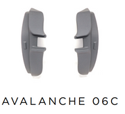 Evoke Side Block Avalanche - 06C Grey