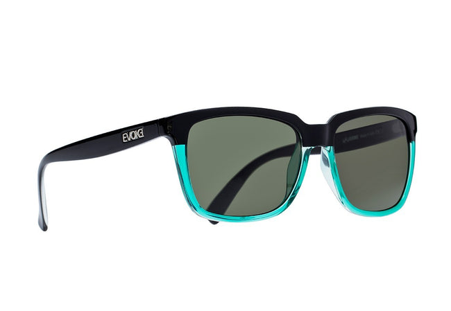 Óculos de Sol Evoke Evk 19 Black Green Crystal Shine/ G15 Green