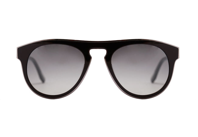 Óculos de Sol Evoke For You DS27 A01P Black Shine/ Black Mirror Polarized Unico