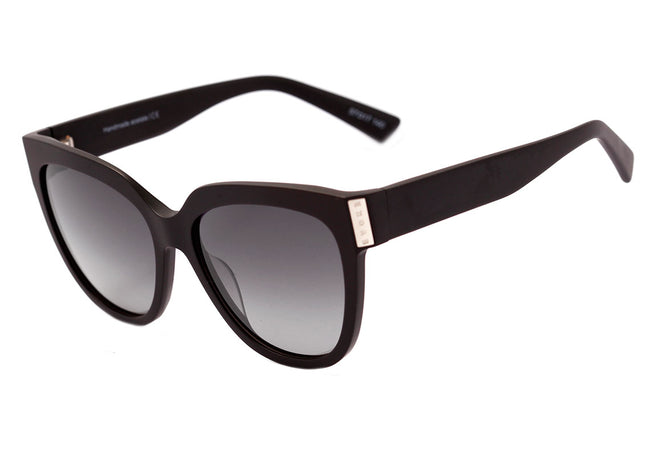 Óculos de Sol Evoke Reveal 3 A02P Black Matte/ Gray Polarized Unico
