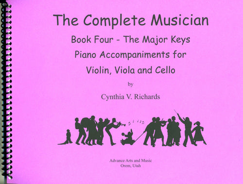 The Complete Musician - Book Four - Piano Accompaniments