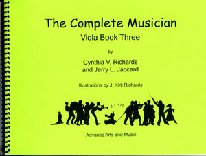 The Complete Musician - Book Three
