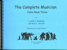 Load image into Gallery viewer, The Complete Musician - Book Three
