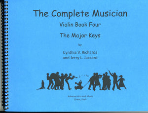 The Complete Musician - Book Four