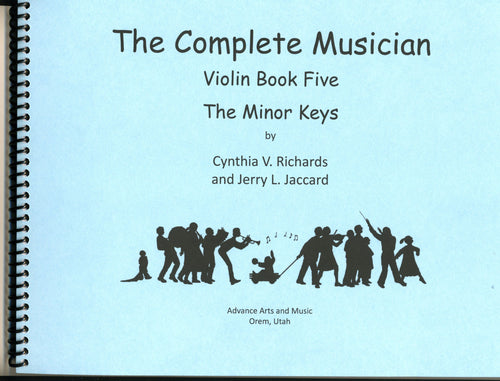 The Complete Musician - Book Five