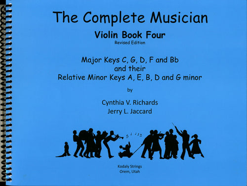 The Complete Musician -- Book Four (Revised)