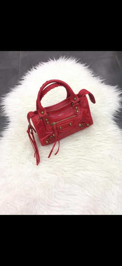 Sac Bella rouge