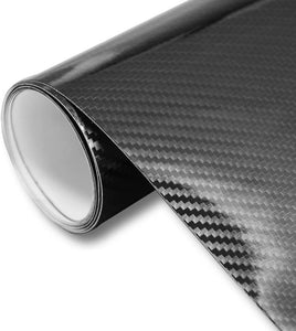 D.I.Y. Carbon Fiber Sticker