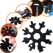 Load image into Gallery viewer, 18 In 1 Universal Snowflake Multi-Tool